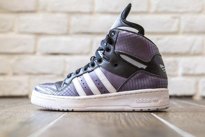 【第二件半價】特價Adidas X Jeremy Scott METRO ATTITUDE G44401 大鞋舌