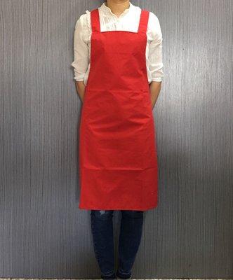 巨星專業工作服  日式防水圍裙  無口袋 工廠直銷 台灣製品 可印刷電繡LOGO