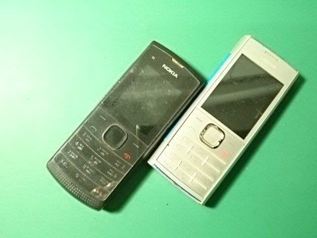 NOKIA 音樂機 X1 X2 99元起標 永和J