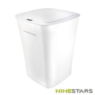 【原廠公司貨 台灣保固】美國NINESTARS 10公升 感應式防水垃圾桶 DZT-10-11S 桃園市