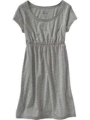 【美衣大鋪】☆ OLD NAVY 正品☆Raw-Hem Jersey Dresses 洋裝~2色