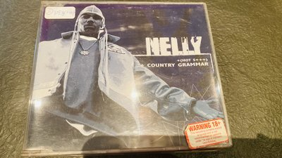 CD﹣﹣NELLY (HOT S+++) COUNTRY GRAMMAR / 單曲