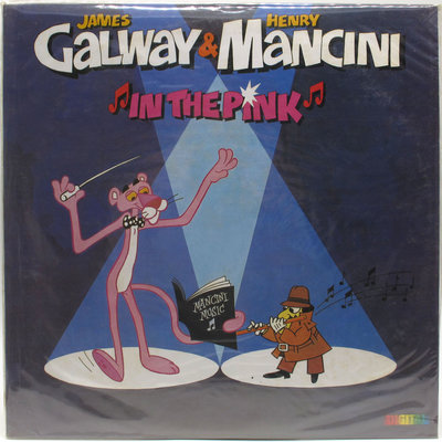 James Galway&Henry Mancini In the Pink黑膠優 601100000268 03