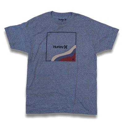 全新 特價 現貨M Hurley Square Swirl 短t 吸濕 排汗 戶外 休閒 運動 登山 露營 衝浪 滑板 騎士