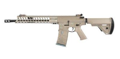 【原型軍品】全新 II ICS CXP-YAK Carbine 卡賓 步槍 S1托 電動槍 EBB 沙色