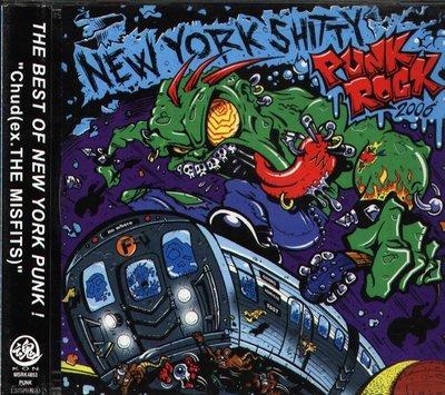 K - NEW YORK SHITTY PUNK ROCK-2006 - 日版 RABIA S.M.U.T