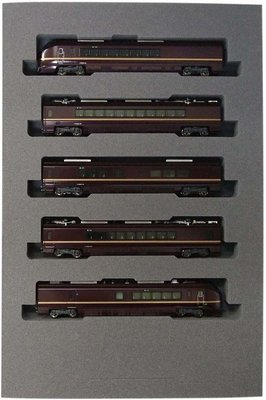 KATO 10-1123 E655系 なごみ(和) 5両セット