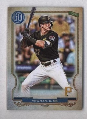 2020 Topps Gypsy Queen #130 Kevin Newman - Pittsburgh Pirates
