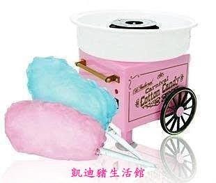 【凱迪豬生活館】特價第三代複古迷你棉花糖機 送勺 竹簽KTZ-201000