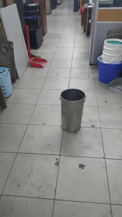 樂居二手家具 全新中古傢俱賣場 X50102BJJ 白鐵茶桶*不鏽鋼豆花桶 冰沙桶 紅茶桶 台中二手家具買賣