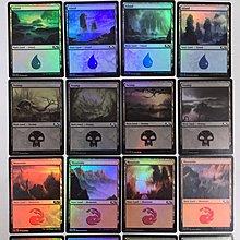 【雙子星】MTGM20 (閃地牌20張+1張閃卡)+UP卡盒 魔法風雲會 CORE SET 2020核心系列