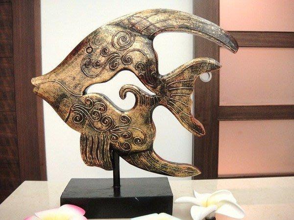 Y【永晴峇里島】巴里島木雕裝飾,擺飾,增添異國風味,居家,民宿,飯店都好用-擺飾13