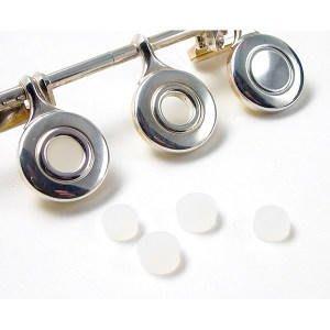 【老羊樂器店】長笛 矽膠 開孔塞 按鍵塞 長笛配件 管樂配件 (單顆)