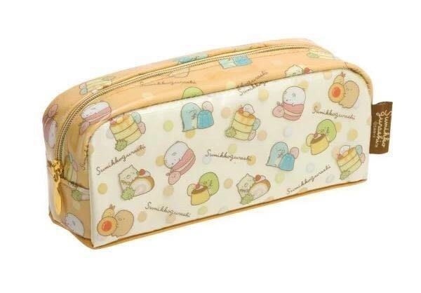 日本 角落生物甜點系列 筆袋