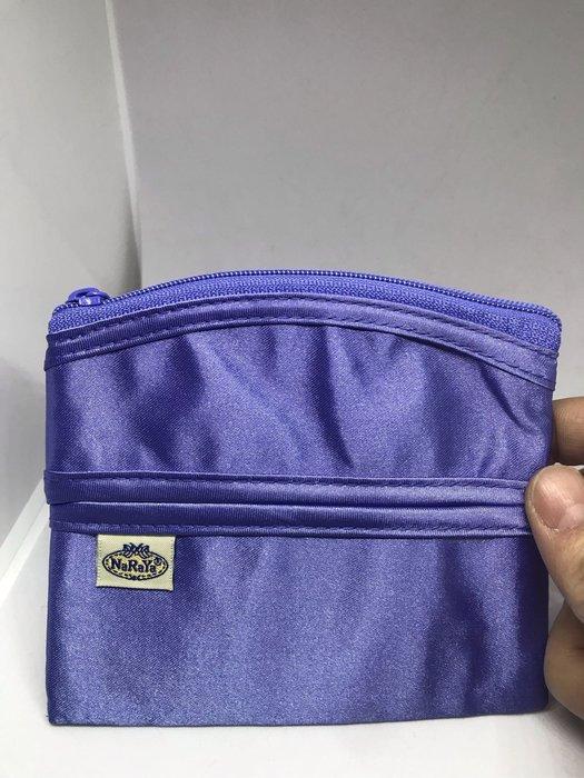 [晶藝坊]泰國曼谷包NaRaYa面紙包+零錢包(鍛帶紫)