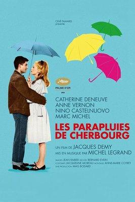 【藍光電影】BD50 瑟堡的雨傘 Les parapluies de Cherbourg (1964) 138-022