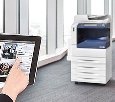 大降價【小智】XEROX DocuCentre-V C3375 影印機(影印/傳真/列印/掃描),加贈4色原廠碳粉1組