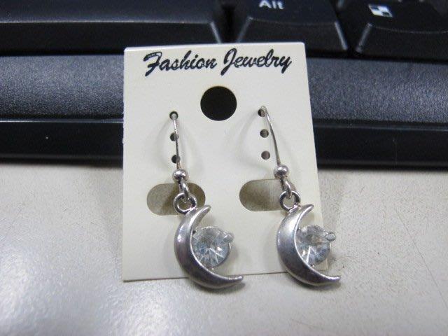 二手舖 NO.4480 時尚造型耳環 耳針 耳鉤 便宜賣 首飾飾品
