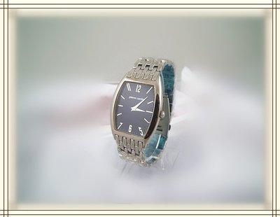 《省您錢購物網》全新~ Pierre cardin 皮爾卡登 阿拉伯數字 石英錶