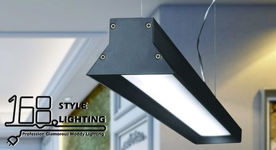 【168 Lighting】簡約居家《T8/5吊燈》(三款)A款GE 81225-1
