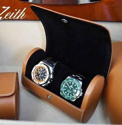 首飾盒-單表手錶收納盒單只機械表袋便攜式旅行手錶盒表袋高檔飾品收納盒
