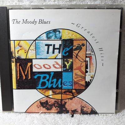 【踢頂館】The Moody Blues 憂鬱藍調*Your Wildest Dreams精選*89/西德銀圈首版