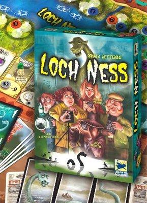 大安殿實體店面 Loch ness 尼斯湖水怪 正版益智桌遊