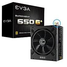 Evga 650W G+金牌機箱散熱火牛: