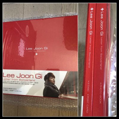 李準基 李准基 Lee Joon Gi Letter from Switzerland