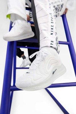"Nike Wmns Air Max 720White/Midnight/Navy慢跑鞋""CI9097-100 36-40"