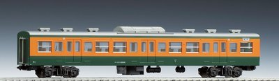 [玩具共和國] TOMIX HO-6018 国鉄電車 サハ111-2000形(湘南色)