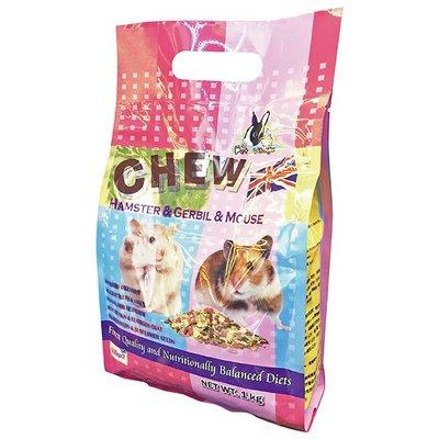 ✪第一便宜✪ PV-593-1001 PV 綜合均衡全鼠類主食 英國綜合均衡倉鼠 沙鼠 鼠糧 鼠飼料 1KG 英國產地