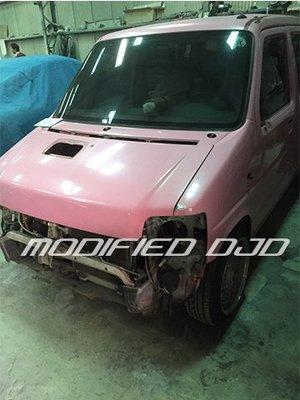 DJD SW-B0560 Suzuki wagon r/Mazda 323/Toyota Celica 各車系全車烤漆