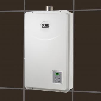 【婦品廚藝生活館】JT-H1332  13公升 強制排氣熱水器 FE式 獨特渦輪升溫,快速恆溫微電腦控制技術 新北市