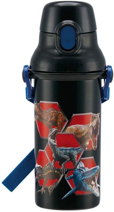 恐龍 494512 直飲式水壺 日本製 奶爸商城 480ml   同系列水壺4款合購免運