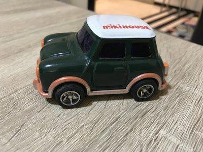 『好夠讚』 非 一元 1元起標 Miki House玩具車 Mini Cooper迷你車 玩具車古董 玩具車 原廠絕版品
