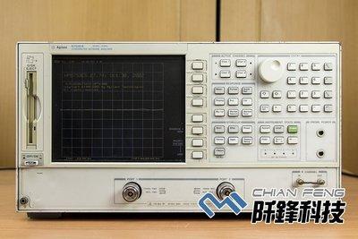 【阡鋒科技 專業二手儀器】安捷倫 Agilent 8753ES 30kHz-6GHz 網路分析儀
