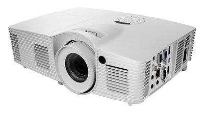 Optoma 奧圖碼 OPX5065 5100流明 超高亮度 展示間 會議室 視聽室 教學專用 商用 投影機 安裝