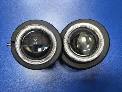 本田 HONDA CRV 3代 07-09年 專用魚眼霧燈 可直上不用改