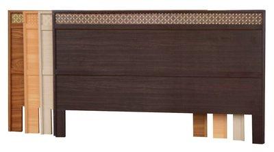 【南洋風休閒傢俱】精選時尚床片  雙人床頭片-樂透床片5尺   CY110-66