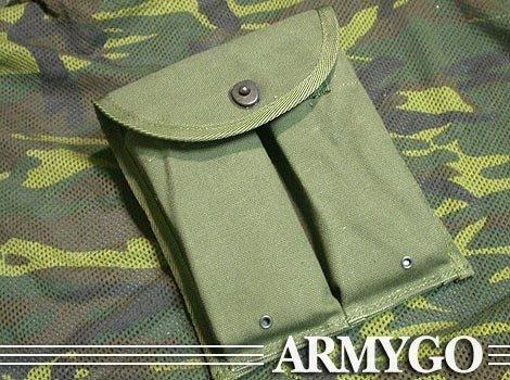 【ARMYGO】國軍制式65步槍彈匣袋