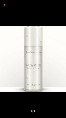 JS婕洛妮絲 [妝前保養] 白雪公主素顏霜30ml-效期2022年
