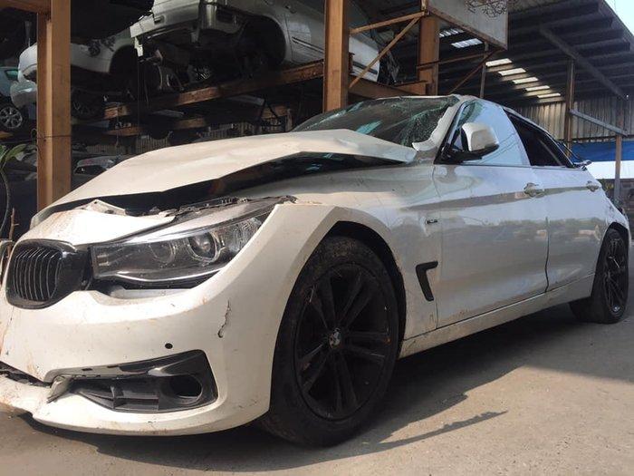 """J.H汽材"" BMW F34 320GT 報廢 零件車 拆賣嘍!歡迎洽詢!"
