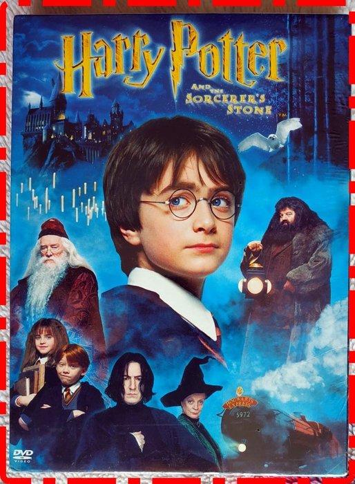 ◎全新特別版雙片裝DVD未拆!哈利波特-Harry Potter-神秘的魔法石/特別收錄預告片段.魔藥配製.參觀巫術學院