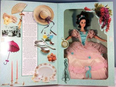 SOUTHERN BELLE great eras 1993 南方佳麗 大時代珍藏版芭比娃娃
