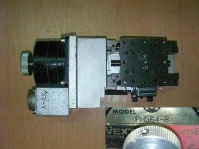 (泓昇)高精度滑台含VEXTA步進馬達可移行程29mm(滾珠螺桿,線性滑軌,定位)