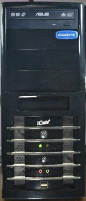 Intel Core 2 Duo 2.8G雙核主機~4GB記憶體+500G硬碟+GT210/獨立1G顯示卡+DVD燒錄機