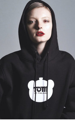 Tom Of Finland x Nico Panda 聯名系列 hoodie XL 購於opening ceremony