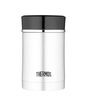 Thermos膳魔師 不銹鋼真空保溫食物罐 燜燒罐 悶燒杯 NS340BK4 470ML 0.47L