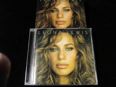 【198樂坊】里歐娜-心靈深處Leona Lewis-Spirit(Bleeding Love.....台版)CS